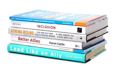My Top 5 Favorite Books on Women's Leadership & Allies
