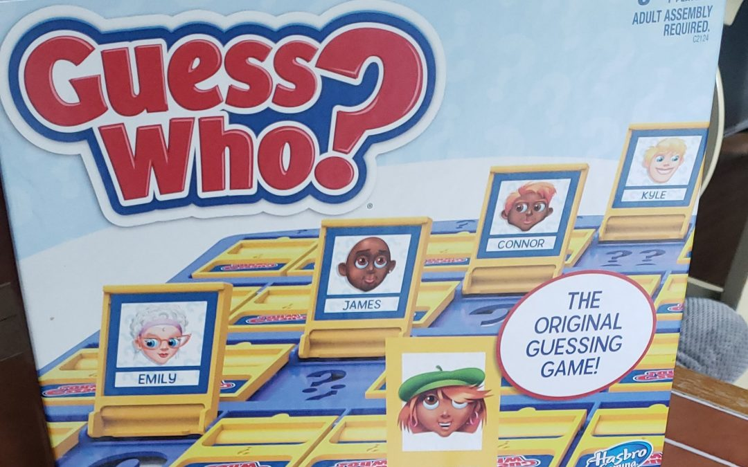 3 Lessons I Learned about Guess Who