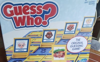 """Lessons Learned about Diversity Playing """"Guess Who?"""""""